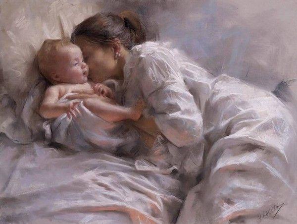 Bébé et sa maman chez Vanilie