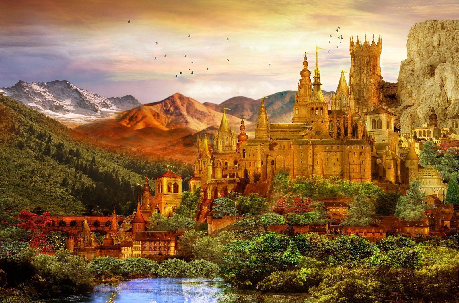 Древние города - самое интересное в блогах.